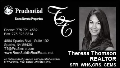 Theresa Thomson, Realtor